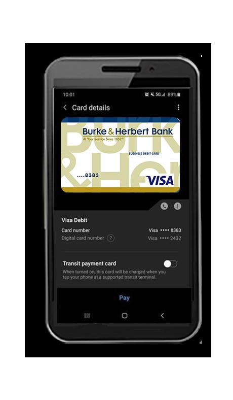 Burke & Herbert Bank Online Banking