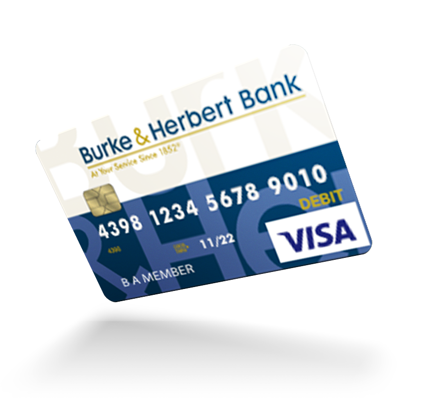 Burke & Herbert Bank Northern VA Credit Card