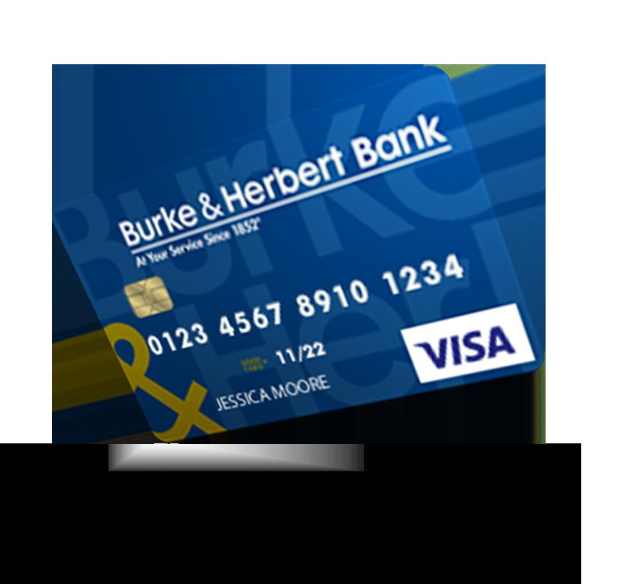 Burke & Herbert Bank Northern VA Credit Card